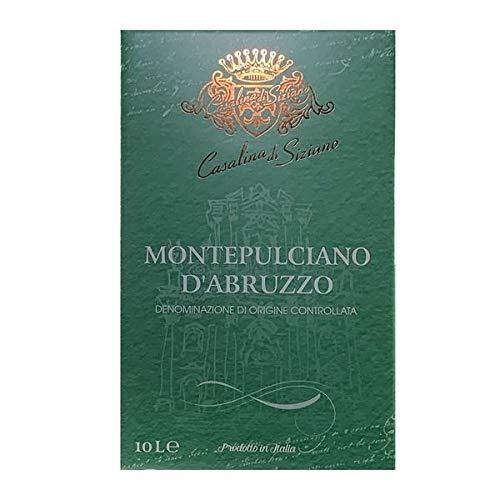 Rotwein Italien Montepulciano d´Abruzzo Bag in Box trocken (10,0L)
