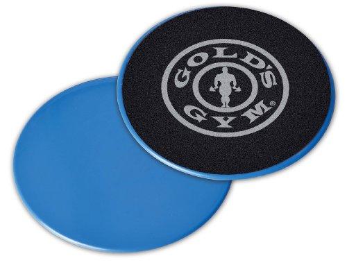 Icon Health & Fitness, Inc. Gold's Gym Power Glide Scheiben