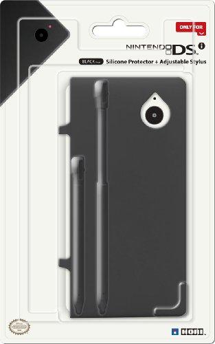 Nintendo DSi - Silikon Cover & Stylus Black