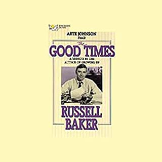 The Good Times audiobook cover art
