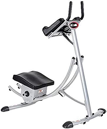 Ab Coaster Abs Exercise Equipment, Gray