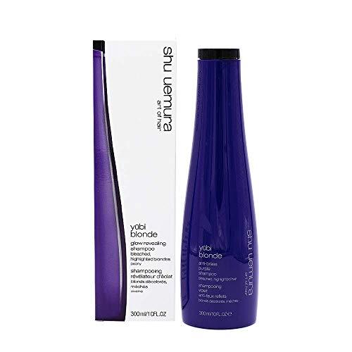 Shu Uemura Art of Hair Yubi Blonde AntiBrass Purple Shampoo, 300 ml