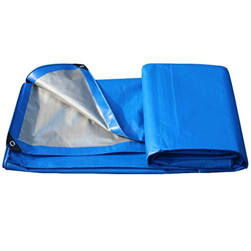 SAP- Toile imperméable Bâche d'isolation épaisse Bâche imperméable de Protection Solaire Toile à baldaquin Stable (Size : 4m*5m)