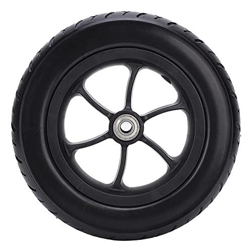 Neumático delantero de silla de ruedas eléctrica, rueda de poliuretano a prueba de explosiones Neumático de silla de ruedas eléctrico para silla de ruedas para ruedas de repuesto