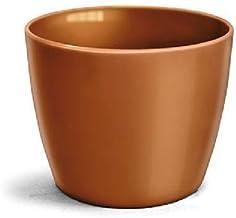 Cachepô Redondo Nutriplan Elegance Dourado 12x10 N2