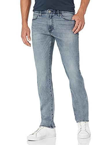 Lee Men's Performance Series Extreme Motion Slim Straight Leg Jean, Theo, 38W x 29L