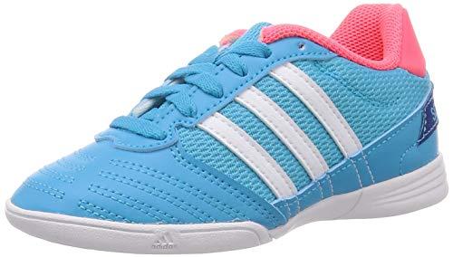 adidas Super Sala J, Zapatillas de fútbol, CIASEN/ROSSEN/AZUREA, 32 EU