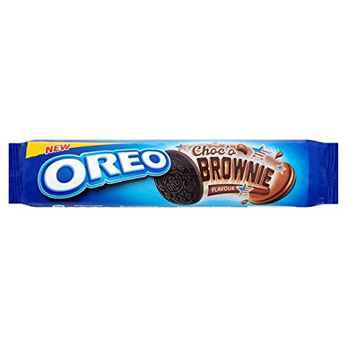 Oreo Choco Brownie Flavour Cookies 154G
