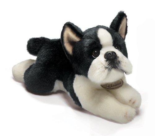 Russ Berrie Yomiko Boston Terrier 12'