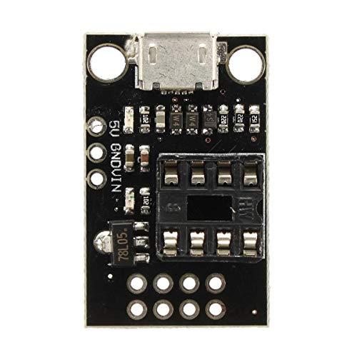 Modulo electronico Desarrollo Junta programador for ATtiny85 / ATTINY13A / ATtiny25 (10 piezas)