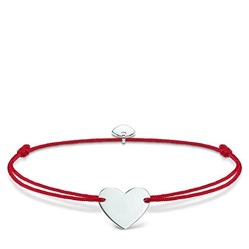 Thomas Sabo Damen-Armband Little Secrets 925 Silber 20 cm - LS006-173-10-L20v