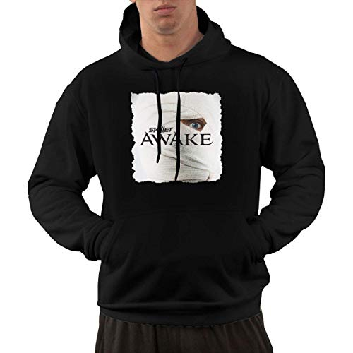 shenguang Herren Fleece Pullover Hoody Bedruckte Pfanne Awake Sportswear
