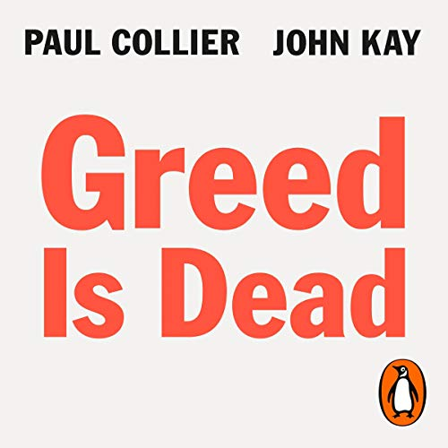 Couverture de Greed Is Dead