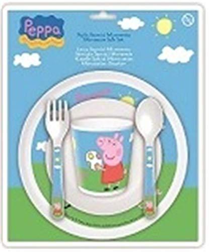 Boyz Toys 5 pièces Micro-Ondes – Peppa Pig