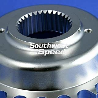 """NEW SOUTHWEST SPEED 24 TOOTH 1.06"""" OFFSET FRONT COUNTERSHAFT HARLEY MOTORCYCLE SPROCKET FOR 530 CHAINS, 33 SPLINE, 1986-2006 HARLEY DAVIDSON BIG TWIN 5 SPEED BIKES"""
