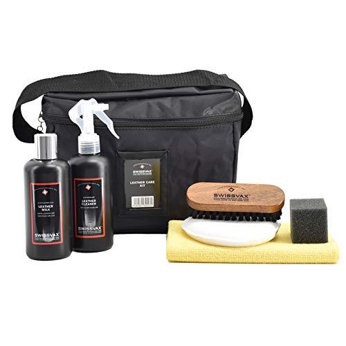 SWISSVAX/SWIZÖL Leather Care KIT Lederpflegeset