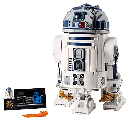 Lego Star Wars R2-D2 Buildable Droid Set 75308