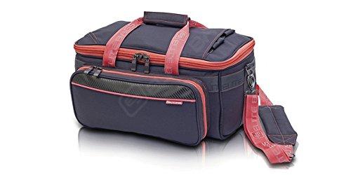 Elite Bags, Gp's, Bolsa sanitaria ligera 600d, Gris-salmón 🔥