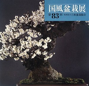 Japanese Kokufu Bonsai 83rd Exhibition