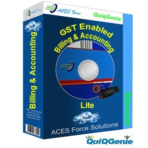 GST Ready Billing and Accounting Software – Single...