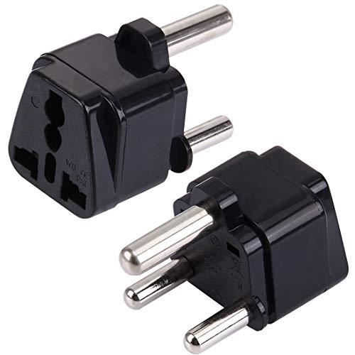 Plugs/Sockets Accesorios de energía, WD-10L Conector Universal portátil para (Grande) Adaptador de Enchufe de Sudáfrica Toma de Corriente Convertidor de Viaje