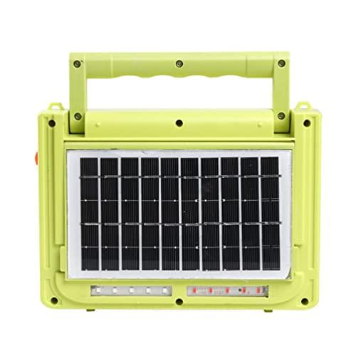 abbybubble Lampada Portatile Multifunzione a energia Solare a LED Lampada Anti-zanzara Connessione Wireless Mini Luce a LED Protettiva per Il...