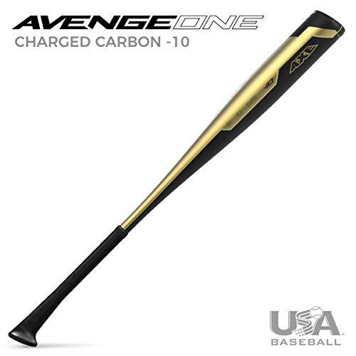 Axe Bat 2019 Avenge One L164G USA Baseball Bat (-10) 2-5/8'