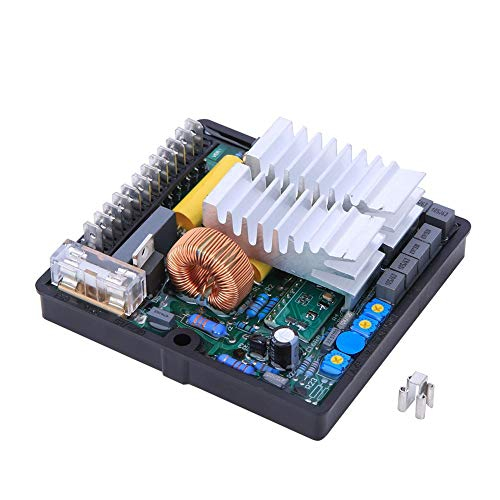 Regulador de voltaje del generador, 50-270AC 50 / 60HZ SR7-2G Regulador de voltaje automático del regulador de voltaje para generador sin escobillas