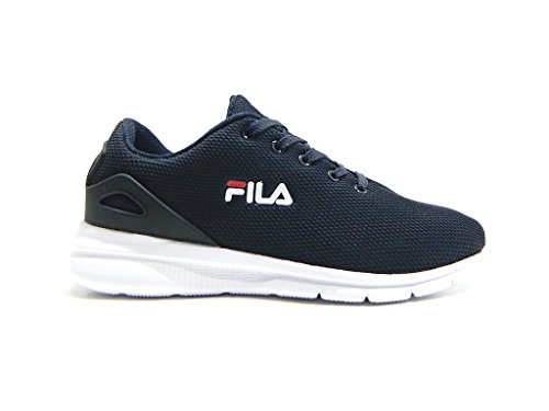 Fila Heren Fury Run 2 Lage Jurk Blauw Maat EU 42 - UK 7