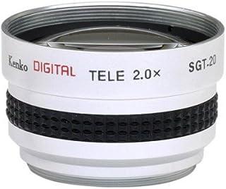 2X Telephoto Conversion Lens for Sony CyberShot DSC-W7 W5 W1