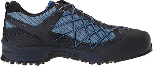 Salewa Herren MS WILDFIRE GTX Trekking- & Wanderhalbschuhe, ohne Gore Tex, Blau (Premium Navy/Royal Blue 3983), 42.5 EU