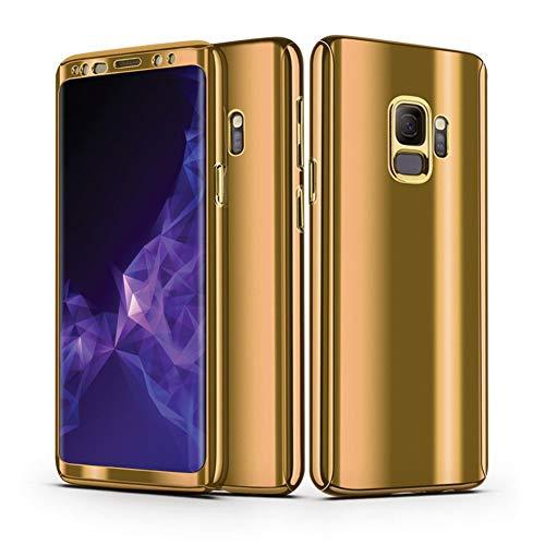 Alsoar - Funda para Samsung Galaxy S7 (delantera y trasera integral, 360...