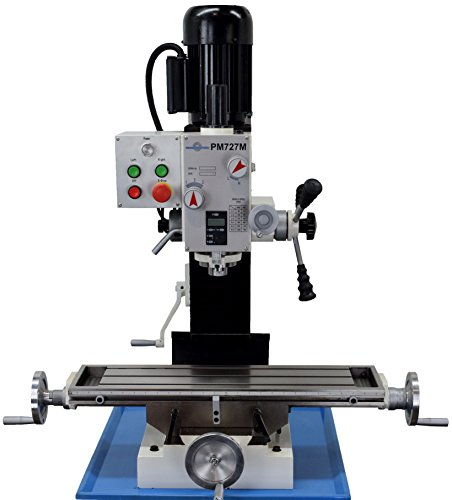 PM-727M Milling Machine (Without Stand)