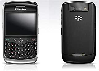 Blackberry Curve 8900 (256 MB, WiFi, Black)