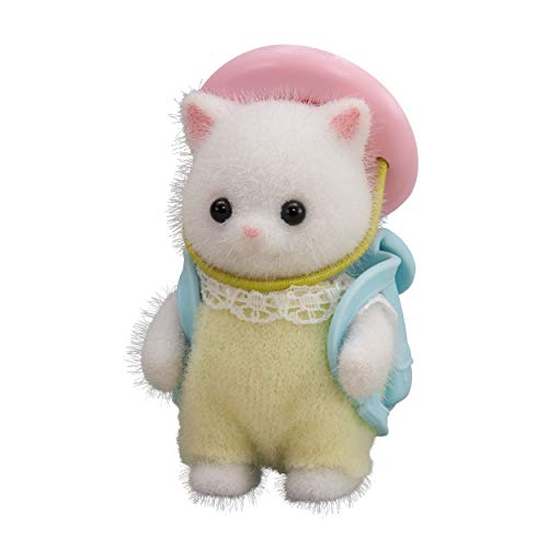 Sylvanian Families 5456 Persian Cat Baby Dolls