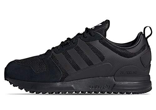 adidas Originals Unisex ZX 700 HD Sneaker Schwarz 44