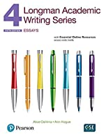 Longman Academic Writing Series 4: Essays, with Essential Online Resources (5th Edition) by Alice Oshima Ann Hogue(2016-09-29)
