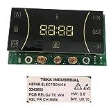 Desconocido Módulo Electrónico Display Horno TEKA HLC 840 3340602 K150611V20