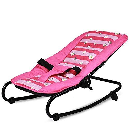 AJMINI Baby schommelstoel elektrische wieg automatische Bassinet baby mand bed pasgeboren wieg schommelende slapen