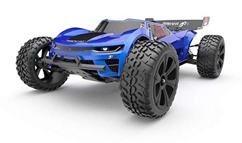 Redcat Racing Piranha-TR-10 Piranha Tr10 Truggy, Blue (Amazon Exclusive)