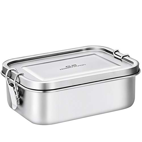 Bento Lunch Box, G.a HOMEFAVOR Stainless Steel Lunch Containers
