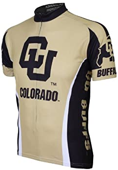 NCAA Colorado Cycling Jersey,Medium