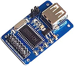 BBOXIM 1PCS Arrival CH376S USB Module U Disk Read Write Module Support USB Control Transfer 6MHz for Arduino Raspberry