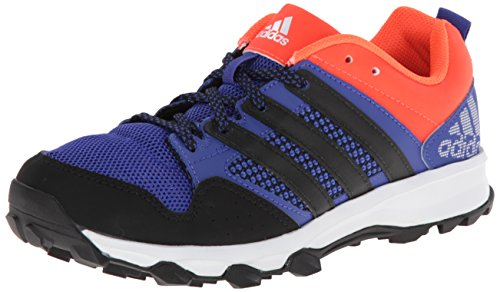 Adidas Performance Kanadia 7 TR K Trail Laufschuh, Night Flash/Schwarz/Rot, 12 M US Little Kid