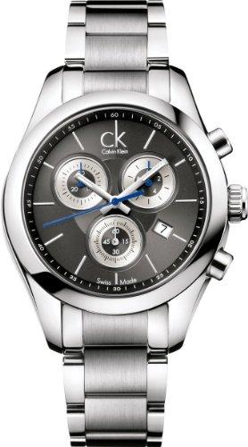 Calvin Klein Strive CK_K0K28107 Reloj desenvuelto para Mujeres Fabricado en Suiza