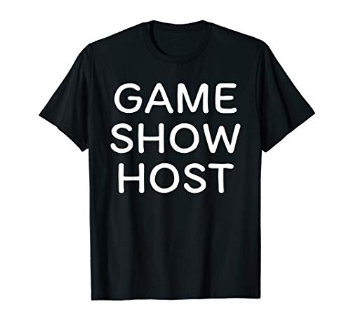 Game Show Host Trivia Board Game Night Questions Gift