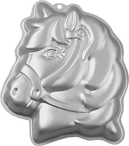 Wilton Backform Pferd, Kinder Geburtstag 3D-Kuchenform