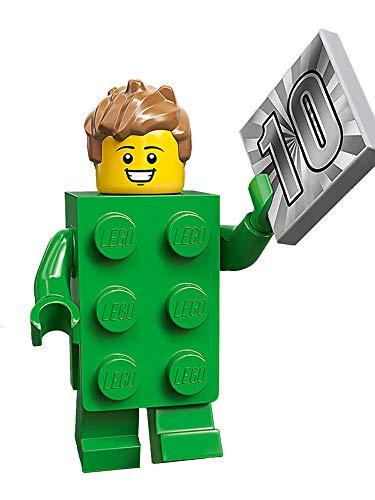 LEGO Minifigures Collectible Serie 20 (71027) - Brick Costume Guy