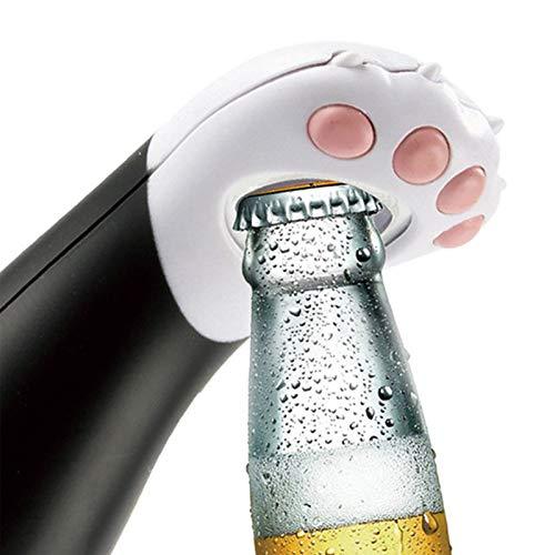 Kat Paw flesopener - Handvat Rode Wijn Opener Bar Gereedschap Glas Bier Opener Kurkentrekker Thuis Keuken Gadget Dropshipping 2019