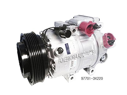 Echt A/C Kompressor 977013K220Für Hyundai Sonata NF 06~ 09, Kia LOTZE